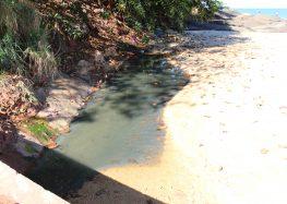 Prefeitura fiscaliza esgotamento sanitário de Guarapari, cumprindo solicitação do MP