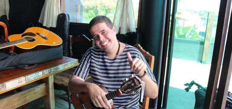 Café apresenta artistas locais do 2º Esquina da Cultura, em Guarapari