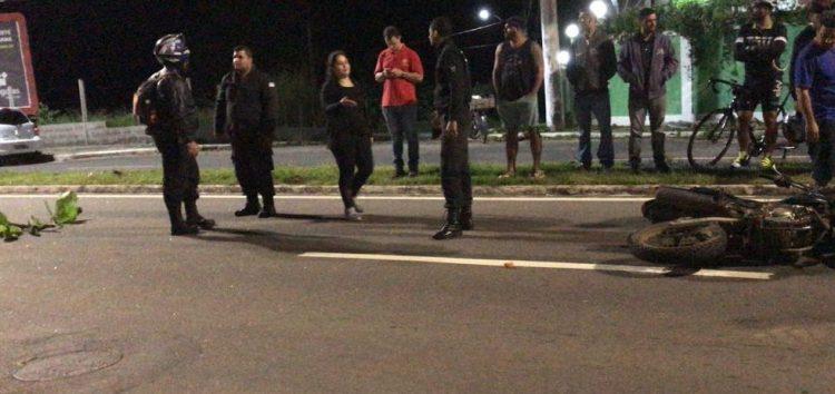 Acidente fatal vitimiza motociclista em Guarapari