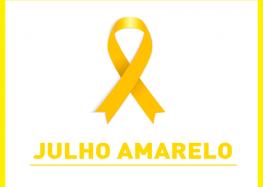 Palestras sobre as hepatites virais fazem parte da celebração do Julho Amarelo em Anchieta