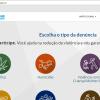 Serviço do Disque-Denúncia ganha site para receber informações