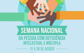 Caminhada e noite solidária em comemoração a semana nacional da pessoa com deficiência em Guarapari