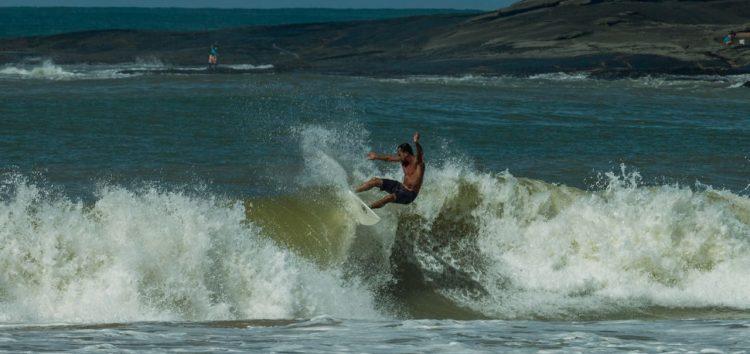 Fim de semana será dedicado ao surf em Guarapari