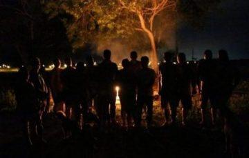 Reforma de R$500 mil em Praça e Santa Arinda continua sem luz em Guarapari