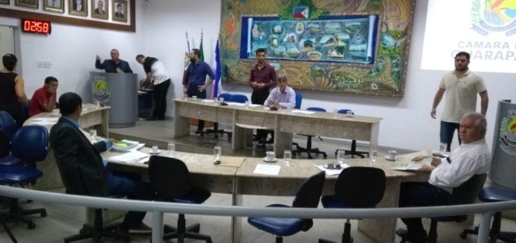 Vereadores de Guarapari esvaziam sessão para evitar votação do Refis