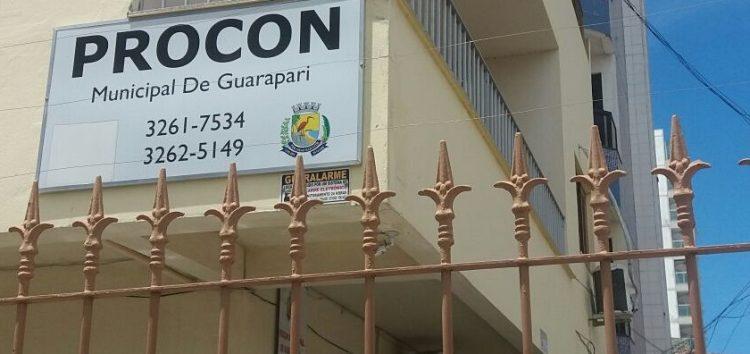 Procon Guarapari suspende serviço e muda de endereço