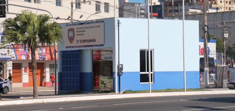 Inaugurada nova sede da 2ª Companhia da PM em ponto estratégico de Guarapari