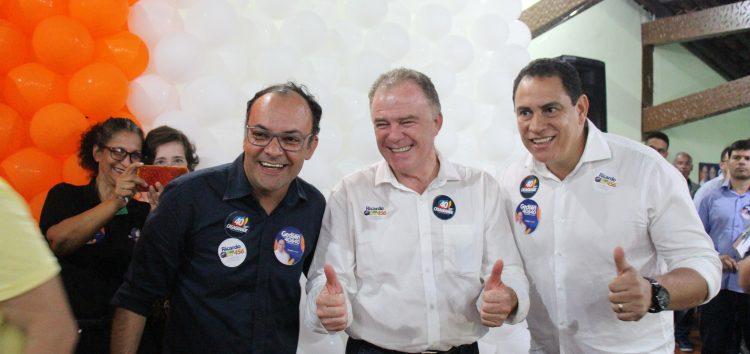 Gedson Merízio lança campanha a deputado estadual em Guarapari