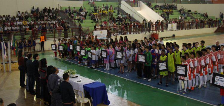 Guarapari realiza abertura dos Jogos Escolares da Rede Municipal em manhã festiva