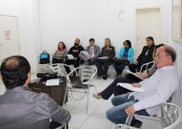 Reunião do Conselho Consultivo do HFA debate contratação de ortopedista em Guarapari