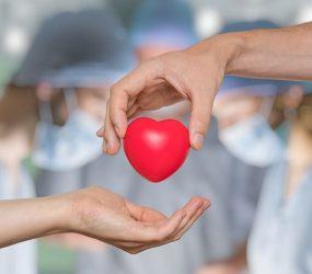 Vamos falar sobre doação de órgãos?