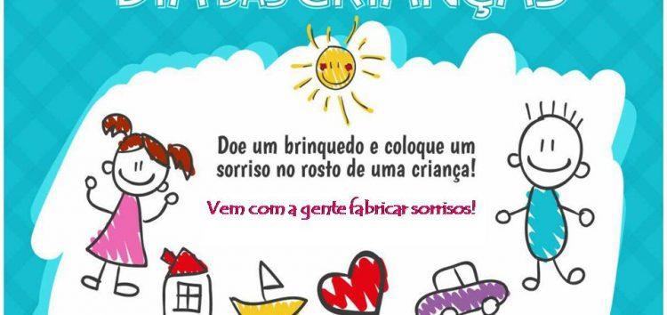 Campanha incentiva doação de brinquedos em Guarapari