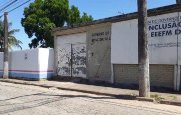 Obras do Polivalente de Guarapari só devem ficar prontas no final de 2019