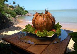 Festival gastronômico oferece pratos típicos e diversão no balneário de Iriri em Anchieta
