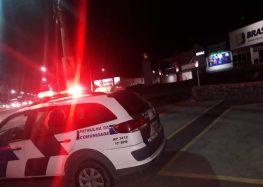 Polícia é acionada e impede furto em comércio de Muquiçaba, em Guarapari