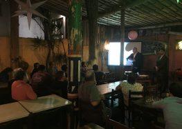 Moradores de Meaípe se reúnem com representantes de Beach Club em Guarapari