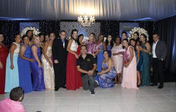 Formandos realizam sonho em festa promovida por cerimonial de Guarapari