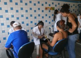 Escola do Kubitschek promove ação social para comunidades de Guarapari