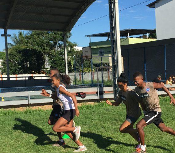 Faculdade promove Ciranda Esportiva para crianças e adolescentes em Guarapari