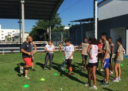 Dia do Atletismo: Projeto social incentiva a prática esportiva em Guarapari
