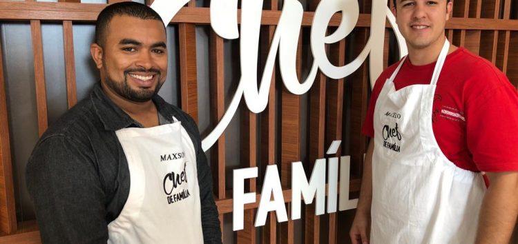"""Participante de Guarapari está """"no sal"""", mas espera continuar no Chef de Família"""