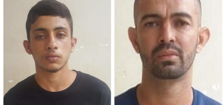 PM prende indivíduos por tráfico e roubo em Guarapari