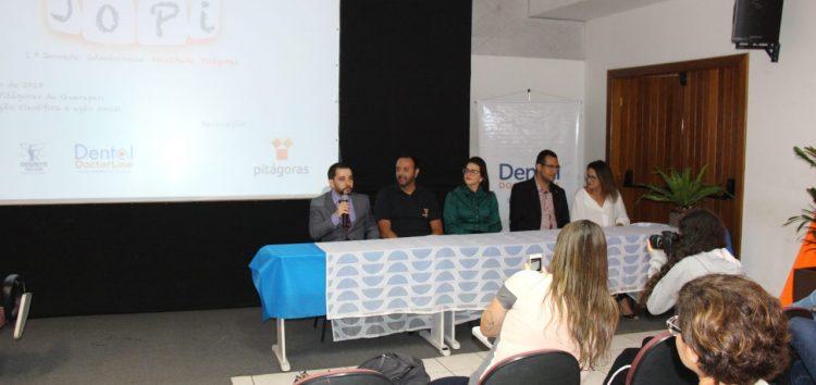 Jornada Odontológica promove conhecimento e ação social em Guarapari