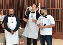 Chef de Guarapari vence mais uma votação popular em reality culinário