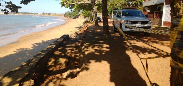 Prefeitura divulga resultado de licitação para obra na orla de Meaípe em Guarapari