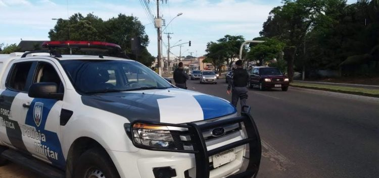 PM recupera veículos em Guarapari