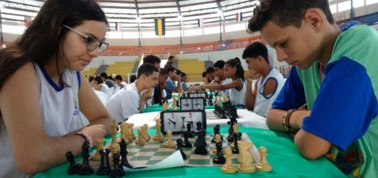 Torneio de xadrez mobiliza alunos das escolas municipais de Guarapari