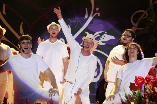 Allegro reapresenta musical em Guarapari antes de turnê pela Europa