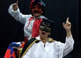 Grupo de teatro estreia peça infantil na semana das crianças em Anchieta