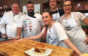 Representante de Guarapari está no Top Five do Chef de Família