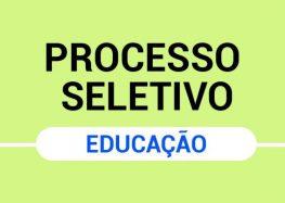 Alfredo Chaves abre processo seletivo para educação