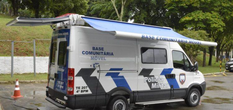 Bases Comunitárias Móveis (BCM) serão inauguradas em Guarapari