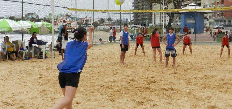 Evento promove competições esportivas em Guarapari