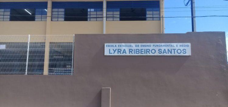 Sedu inaugura reforma em escola de Guarapari