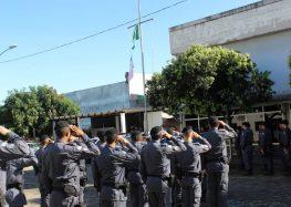 PM de Guarapari realiza formatura e divulga números de outubro