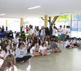 Escola promove conhecimento e interação entre alunos em Guarapari