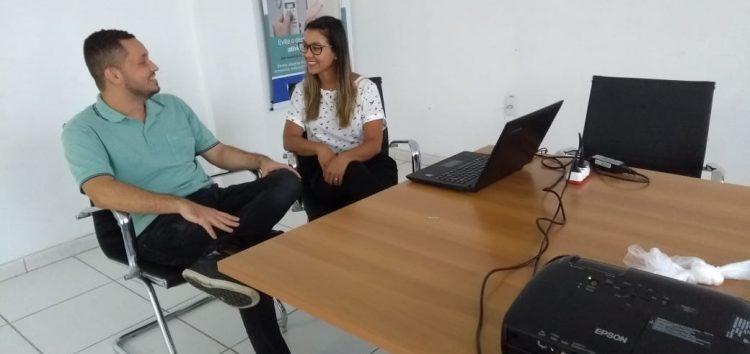 HFA apresenta assistente social e nova psicóloga para somar ao seu quadro de funcionários