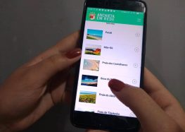 Lançado aplicativo de informações turísticas em Anchieta