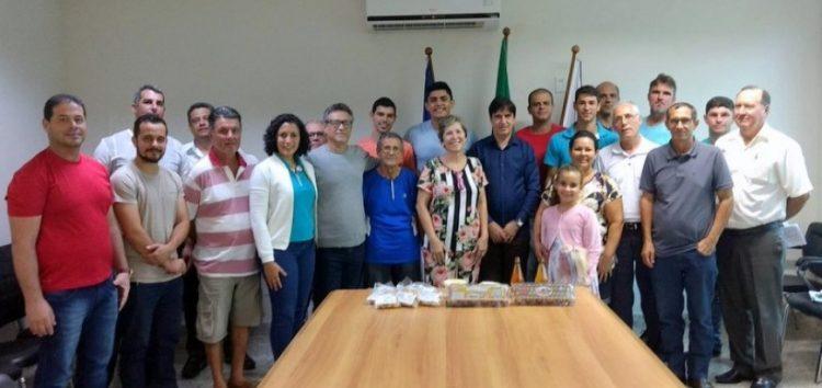Fortalecimento da agroindústria foi pauta da reunião entre os representantes do segmento e o Prefeito de Guarapari