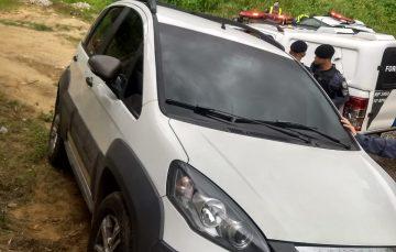 Motorista fura blitz e quase atropela policial em Guarapari