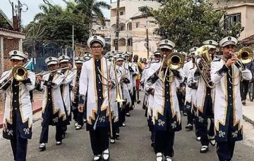 Banda Musical de Guarapari disputa concurso nacional em Recife