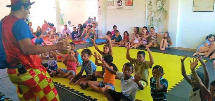 ONG de Guarapari realiza campanha de doação de presentes para crianças