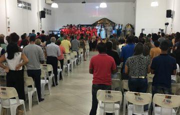 Igreja comemora aniversário de cinco anos em Guarapari