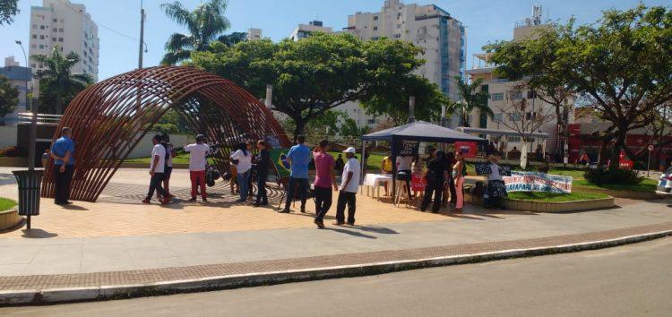 Grupo se une e pede assinaturas em prol da saúde de Guarapari