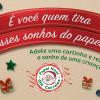 Guaraparienses já podem adotar cartas do projeto Papai Noel dos Correios