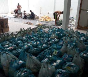 2ª Rave Beneficente supera 2017 e arrecada 13 toneladas de alimentos em Guarapari